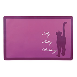 Коврик Trixie под миску My Kitty Darling - фото 8275