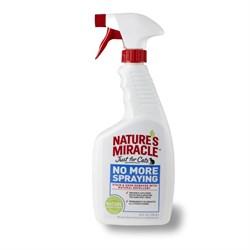 8in1 средство-антигадин для кошек NM JFC No More Spraying спрей 710 мл - фото 9078