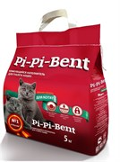 Комкующийся наполнитель Pi-Pi-Bent Классик для котят