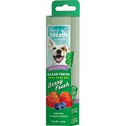 Гель для чистки зубов Tropiclean ягодный для собак 59 мл