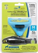 FURminator FURflex Комбо против линьки M для собак средних пород