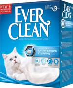 EVER CLEAN без ароматизатора голубая полоса