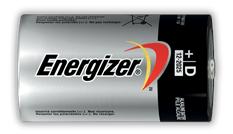 Батарейки Energizer для автокормушки Feed-Ex PF-5 4 шт размер D