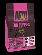 Беззерновой корм AATU для щенков с лососем, Puppy Salmon 85/15
