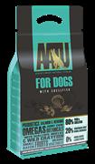 Беззерновой корм AATU для взрослых собак с рыбой и моллюсками, Adult Dog Fish/Shellfish 80/20