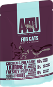 Паучи AATU для кошек с курицей и фазаном