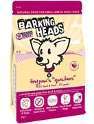 Корм Barking Heads Беззерновой для Собак Малых пород с Уткой и бататом  Кряква для Мелколапого  TPQ