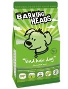 Корм Barking Heads для Собак с ягненком и рисом  Роскошная шевелюра  BHD