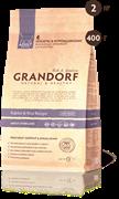 Корм GRANDORF для стерилизованных кошек - Кролик с рисом (Rabbit/Rice Adult Sterilised)