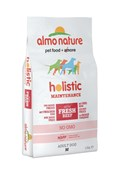 Корм ALMO NATURE Holistic для Взрослых собак средних пород с говядиной (Medium_Beef and Rice)