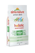 Корм ALMO NATURE Holistic для Взрослых собак крупных пород с ягненком (Large_Lamb)