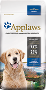 "Корм APPLAWS беззерновой для собак - контроль веса ""Курица/Овощи: 75/25%"" (Dry Dog Chicken Light)"