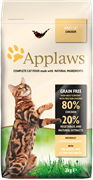 "Корм APPLAWS беззерновой для Кошек ""Курица/Овощи: 80/20%"" (Dry Cat  Chicken)"
