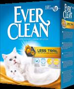 EVER CLEAN Less Trail Наполнитель д/длинношерстных кошек (оранжевая полоса)