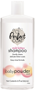 8in1 шампунь для котят Perfect Coat Tearless Kitten без слез с ароматом детской присыпки 295 мл