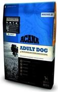 Корм ACANA HERITAGE ADULT DOG для взрослых собак всех пород с цыпленком и зеленью