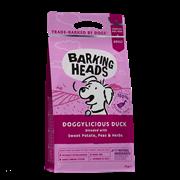 Корм Barking Heads Беззерновой для Собак с Уткой и бататом Восхитительная утка (DOGGYLICIOUS DUCK)