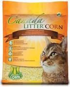 Наполнитель Canada Litter: комкующийся, кукурузный, БИО (Bio Corn Clumping Litter)