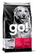 Корм GO Natural Holistic для Щенков и взрослых собак со свежим Ягненком