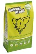 Корм Barking Heads для Собак Малых пород с Ягненком и рисом  Роскошная шевелюра для мелколапого  TP