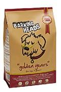 Корм Barking Heads для Собак старше 7 лет с курицей и рисом  Золотые годы  GY