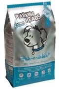 Корм Barking Heads Беззерновой для Собак с Лососем, форелью и бататом  Рыбка-вкусняшка  FND