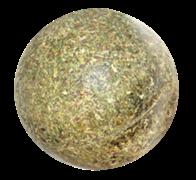 Игрушка  Деревенские лакомства  для кошек  Мятный шар малый 3,5 см