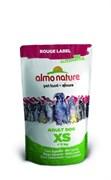 Корм ALMO NATURE для Карликовых пород с Ягненком (Rouge label The Alternative Extra Small_Lamb)