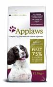 """Корм APPLAWS беззерновой для собак малых и средних пород """"Ягненок/Овощи: 75/25%"""" (Dry Dog Lamb Small / Medium Breed Adult)"""