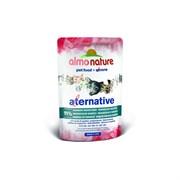 """Паучи Almo Nature для кошек """"Индонезийская скумбрия"""" 91% мяса (Alternative - Indonesian Mackerel)"""