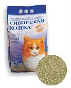 Комкующийся наполнитель Сибирская кошка Прима