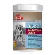 """""""8 in 1"""" Эксель Мультивитамины для взрослых собак 70 таб."""