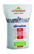 Корм ALMO NATURE ALTERNATIVE со свежим ягненком и рисом (50 % мяса) для собак средних и крупных пород (Alternative Fresh Lamb and Rice M-L)