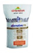 Корм ALMO NATURE ALTERNATIVE 170 со свежим цыпленком и рисом (75 % мяса) для собак карликовых и мелких пород (Alternative 170 Fresh Chicken and Rice  XS-S)