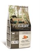 Корм Pronature Holistic индейка с клюквой для взрослых кошек, живущих в помещении (Indoor Adult cat Turkey and Cranberry)