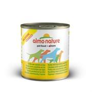 Консервы ALMO NATURE для Собак Курица с морковью и рисом по-домашнему (Classic Home Made Chicken with Carrots and Rice)