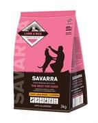 Корм Savarra для щенков крупных пород с ягненком и рисом (Puppy Large breed Lamb/rice)