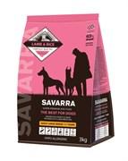 Корм Savarra для собак крупных пород с ягненком и рисом (Adult large breed Lamb/rice)