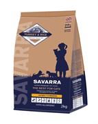 Корм SAVARRA для котят с индейкой и рисом (Kitten Turkey/rice)