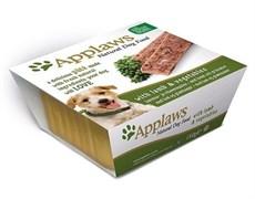 Консервы APPLAWS паштет для собак с Янгенком и овощами (Dog Pate Lamb/Veg)