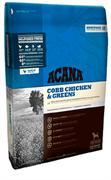 Корм ACANA HERITAGE COBB CHICKEN/GREENS для взрослых собак всех пород с цыпленком и зеленью