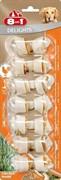 8in1 DELIGHTS XS косточки для мелких собак 7,5 см 7 шт