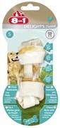 8in1 DENTAL DELIGHTS S косточка с куриным мясом для мелких и средних собак с минералами 11 см