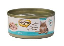Консервы Мнямс для кошек Тунец в нежном желе 70 г