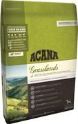 Корм ACANA Grasslands Dog (70/30) беззерновой для собак всех пород и возрастов с янгенком и уткой