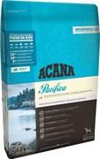 Корм ACANA Pacifica Dog (70/30)для собак всех пород и возрастов с рыбой