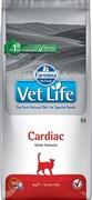 Корм Farmina Vet Life CARDIAC для кошек диета при сердечно-сосудистых заболеваниях