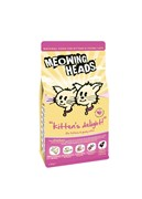 "Корм BARKING (MEOWING) HEADS для котят ""Восторг котенка"" с курицей и рисом"