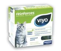 Пребиотический напиток VIYO REINFORCES CAT SENIOR для пожилых кошек
