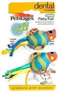 Игрушка Petstages для кошек Рыбки с кошачьей мятой Набор 2 шт